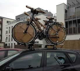 pakowanie roweru