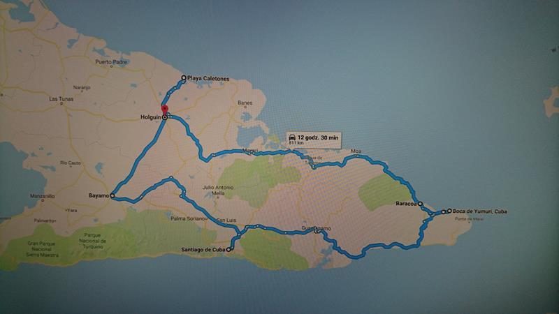 Kuba Oriente wycieczka wyjazd wyprawa Wschodnia Kuba (1)