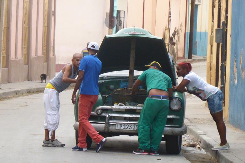 Kuba Oriente wycieczka wyjazd wyprawa Wschodnia Kuba (1995)